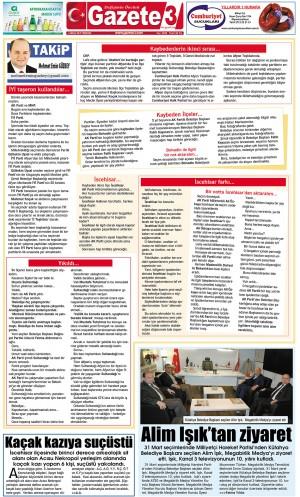 İYİ taşeron kullandılar… / 4 Nisan 2019 Takip Köşe Yazısı