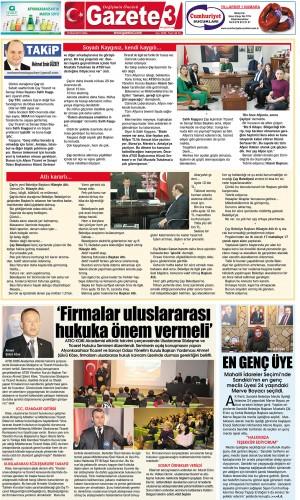 Soyadı Kaygısız, kendi kaygılı… / 12 Nisan 2019 Takip Köşe Yazısı