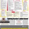 Mahcup olmadık… / 14 Ocak Takip Köşe Yazısı