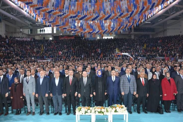AK Parti'de değişim