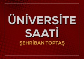 Üniversite Saati
