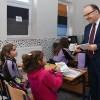 Okul ziyaretleri sürüyor